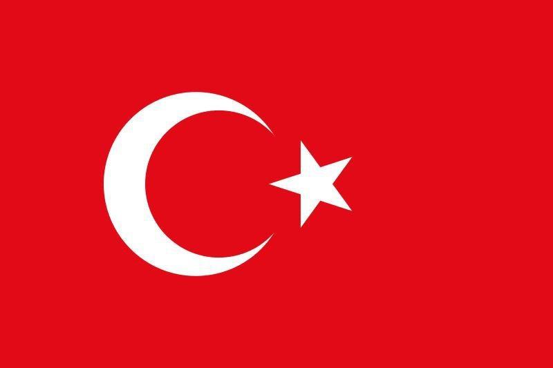 Turcia Flag