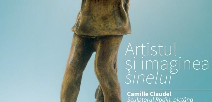 Afis.Portretul lui Rodin