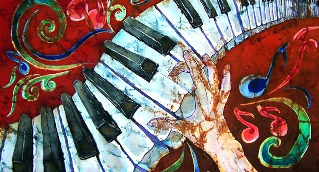 Music-Crazy-Fingers-Piano-Keyboard_art