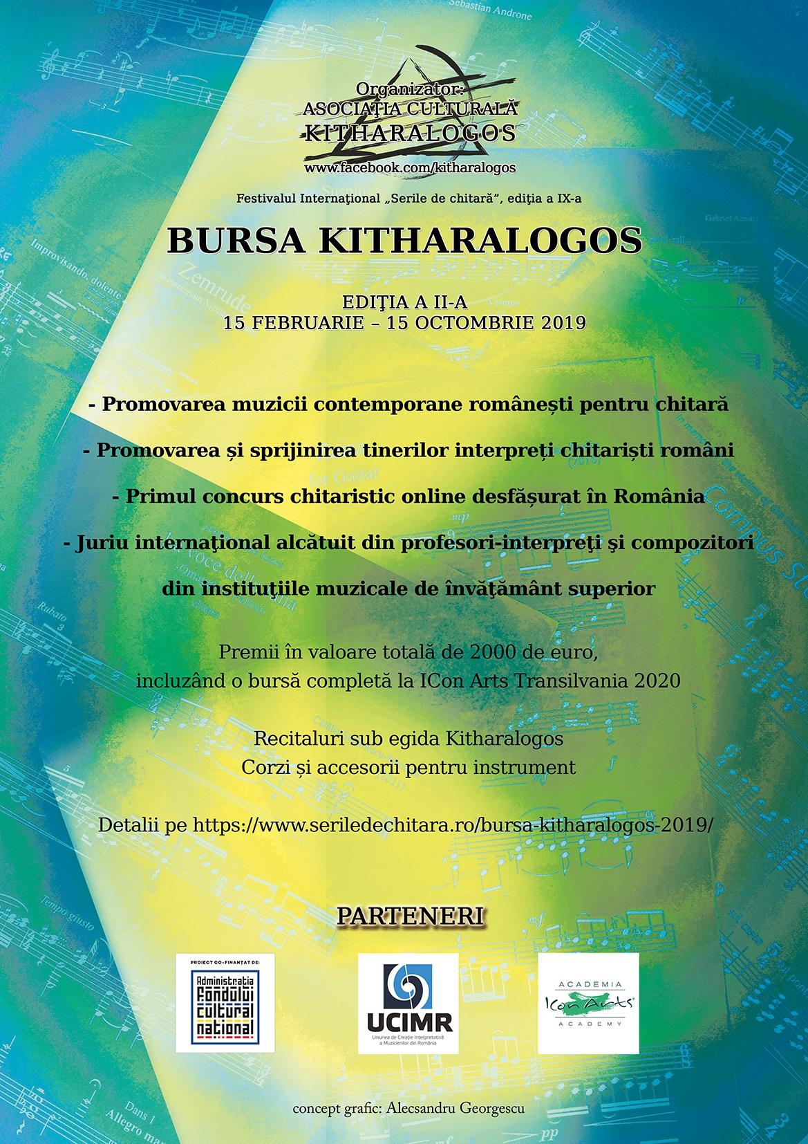Afis Bursa Kitharalogos