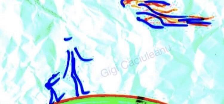 Desen de Gigi Caciuleanu