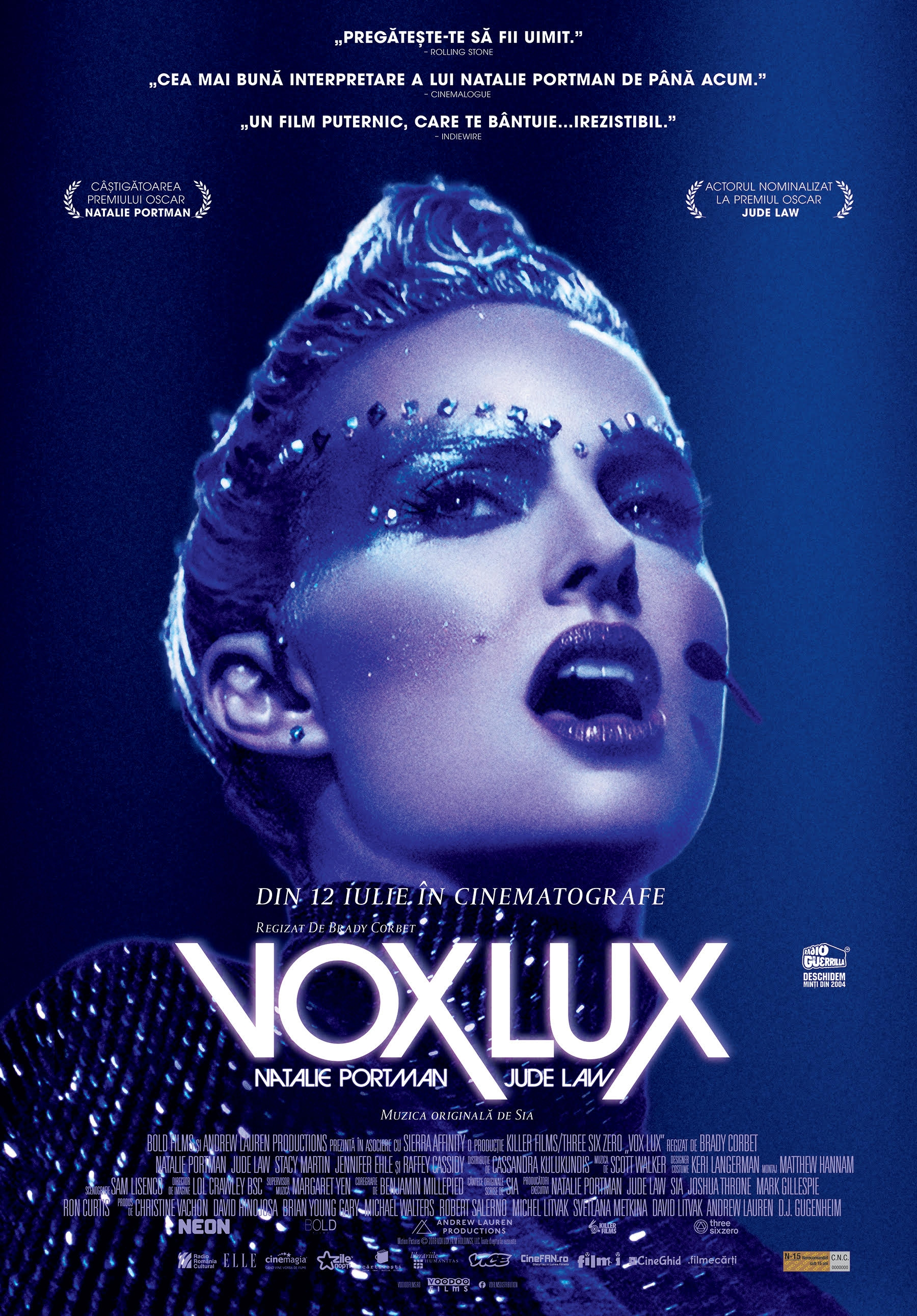 Vox Lux_poster