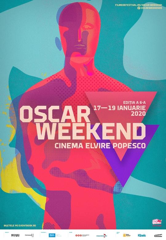oscar weekend poster