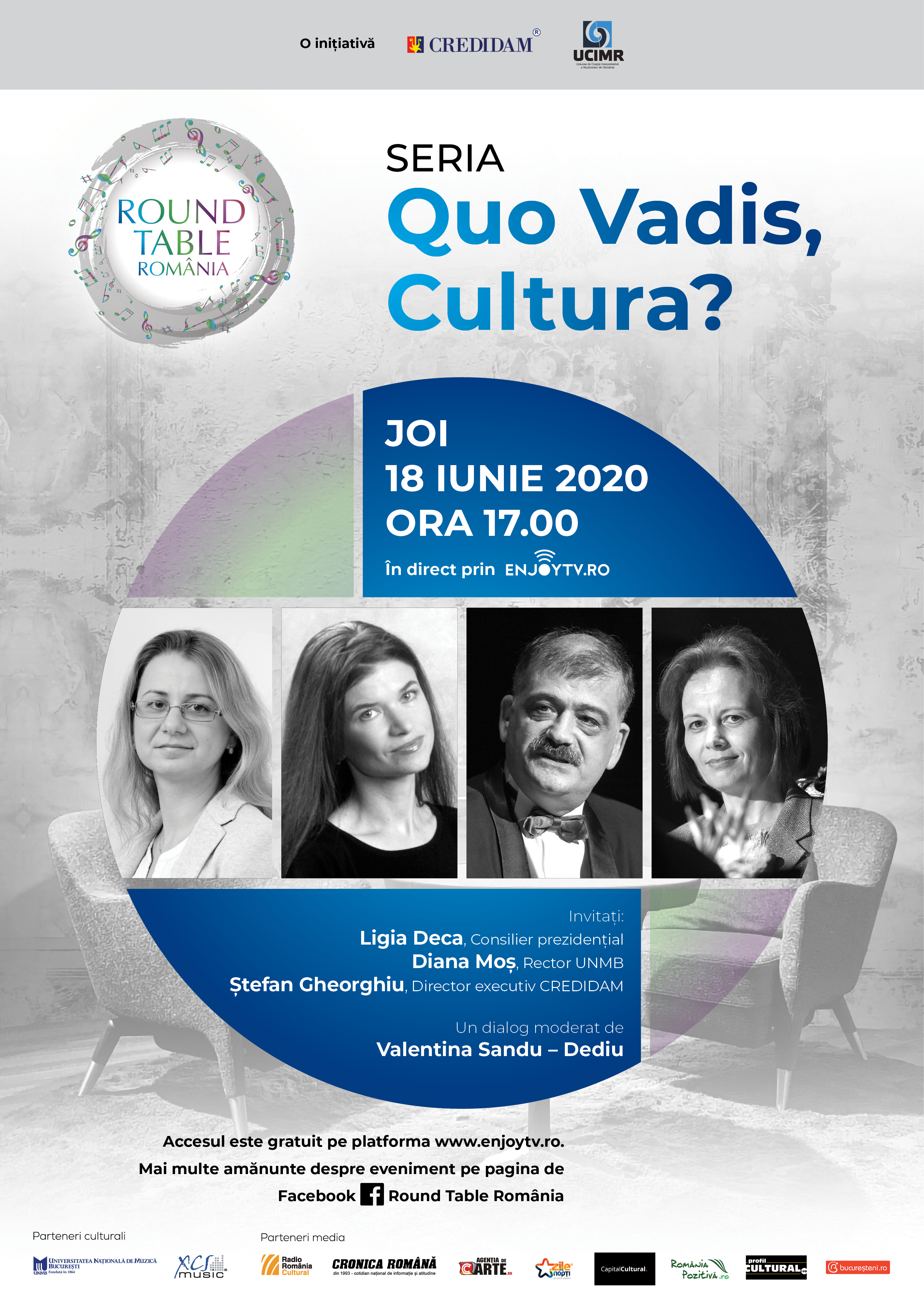 Poster Quo Vadis Cultura Ep. 4