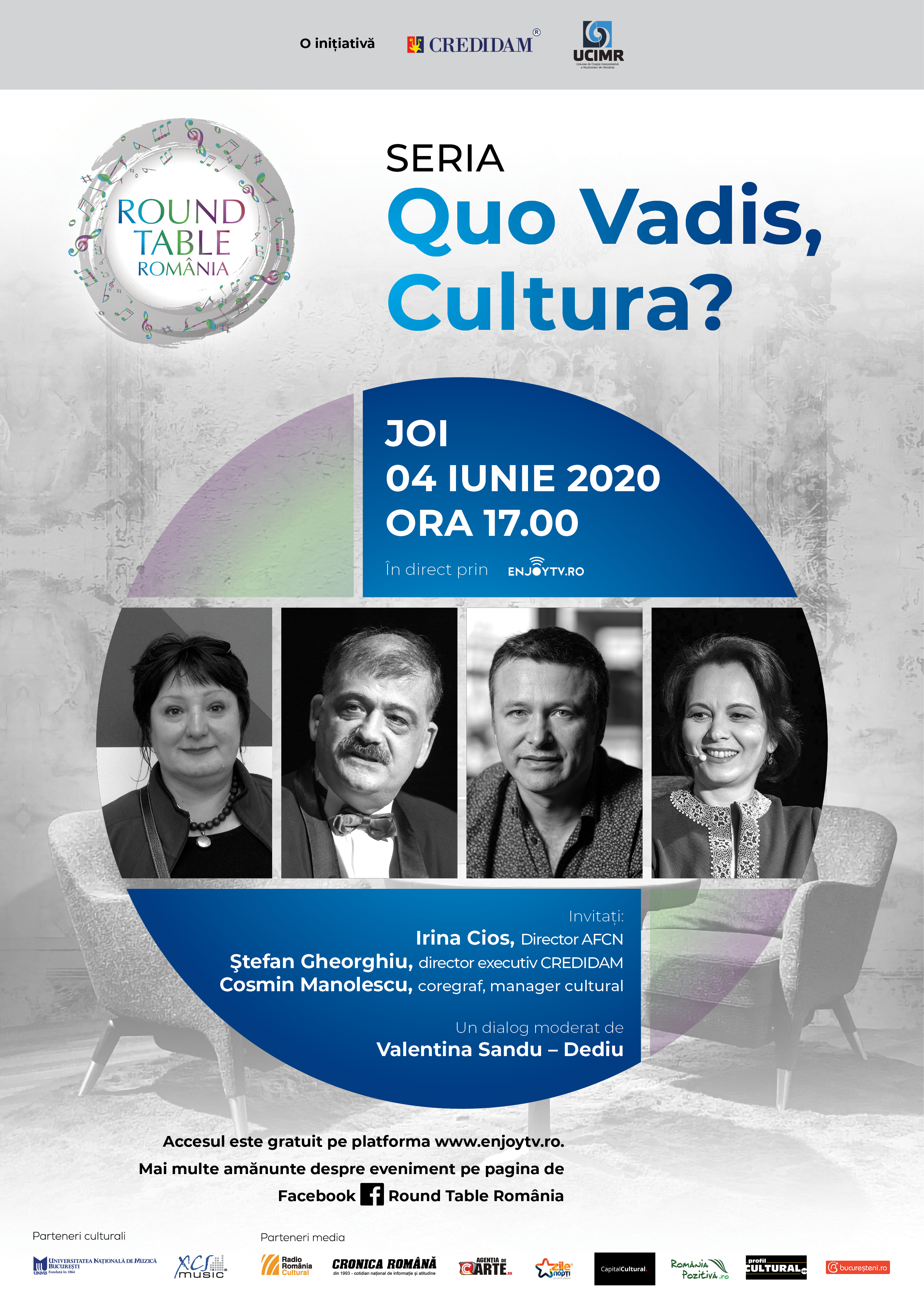Poster Round Table QV2