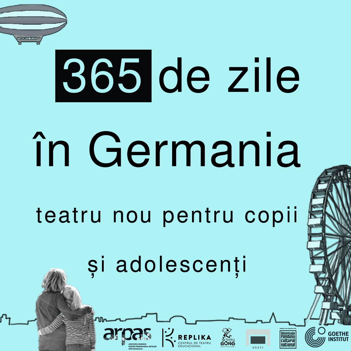 365 zile in germania