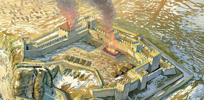 Cetăți, castele și alte fortificații