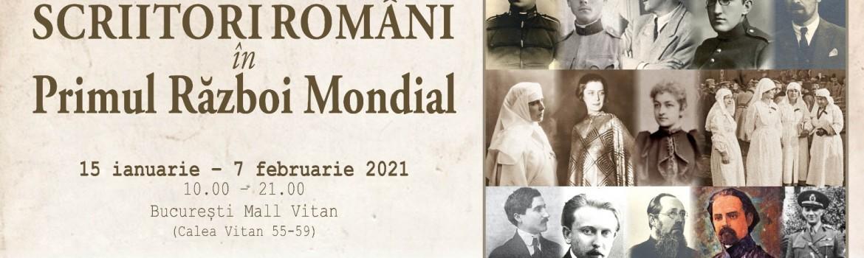 Scriitori români în Primul Război Mondial