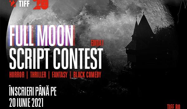 Full Moon Script Contest